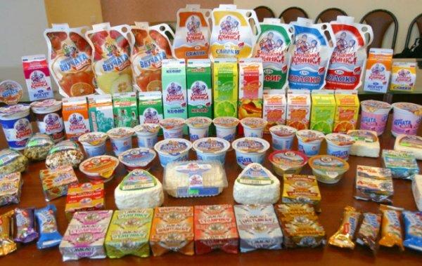 Комбинаты России не получили продукции от белорусского Оршанского молочного комбината на 60 млн рублей