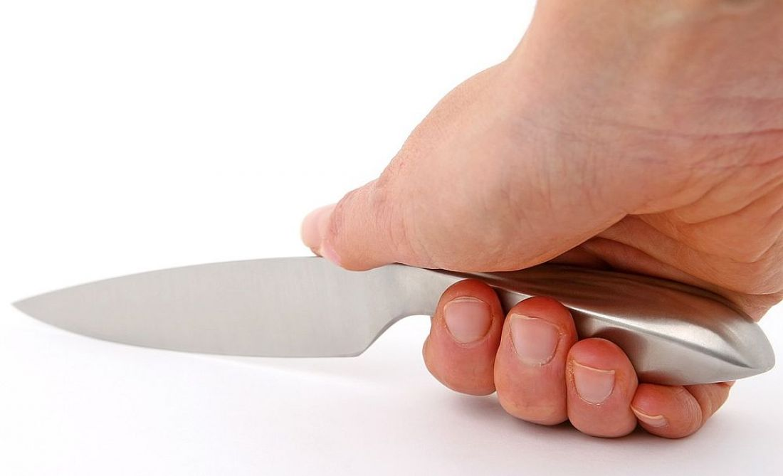 В Пензе жена вспорола грудь мужа ножом