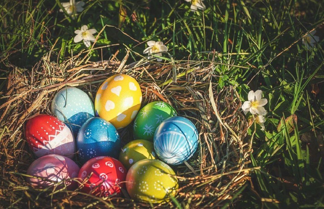 Топ-5 идей, как украсить пасхальные яйца