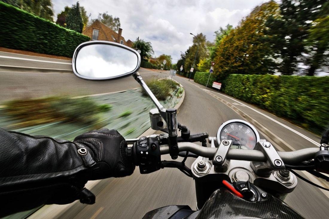В столкновении с «ВАЗом» пострадал молодой мотоциклист из Пензенской области