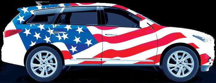 Авто из США в Украину и Беларусь